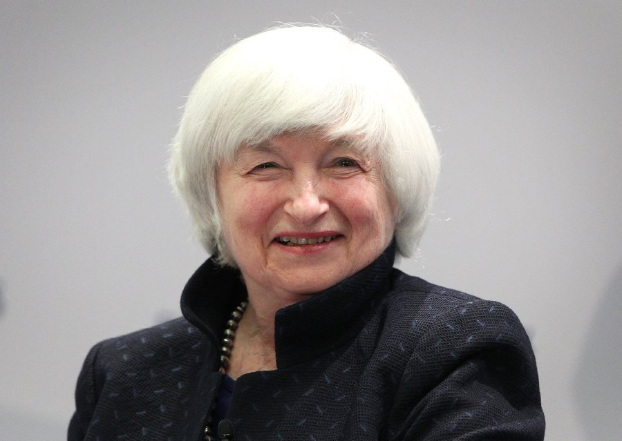 Yellen to resign from Fed's Board of Governors