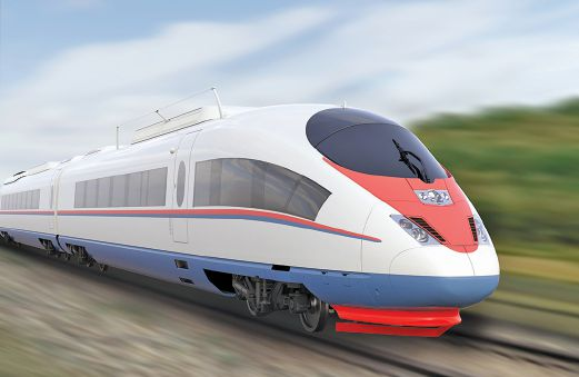 The High-Speed Rail will promote greater economic integration between the nations.