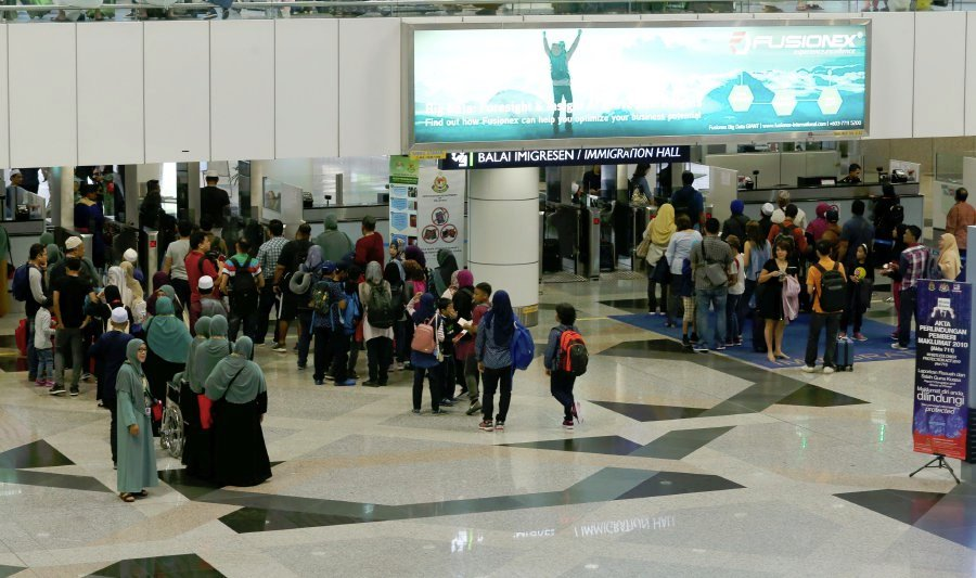 New immigration rule for Malaysians travelling to EU countries   New