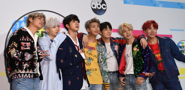 K-Pop group BTS tops list of Google Search Trends in US following