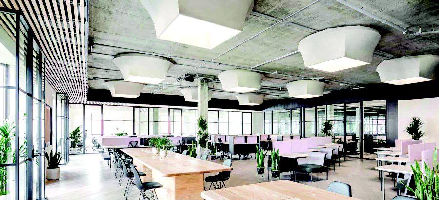Flexible workspace in Kuala Lumpur grew by 36 per cent in 2018.