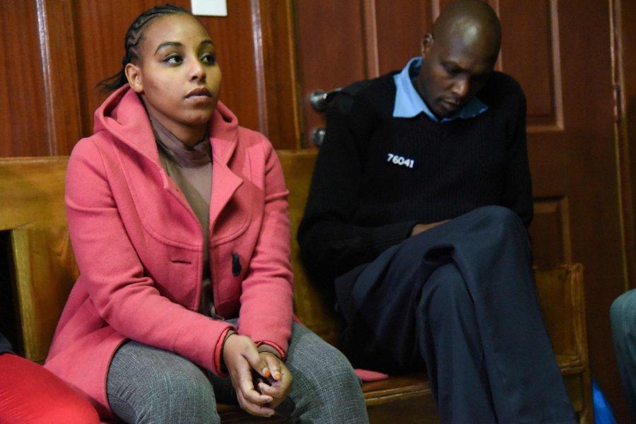 Kenyan court sentenced beauty queen to death for murdering her boyfriend