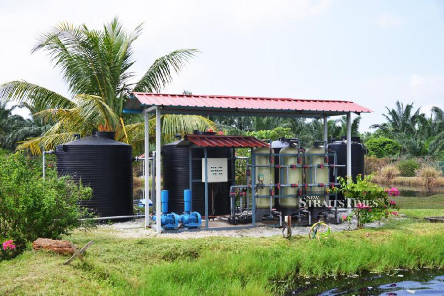 The  Malaysian Palm Oil Board has   developed various technologies to treat  palm oil mill effluent, the latest being the  palm kernel shell activated carbon for wastewater treatment.