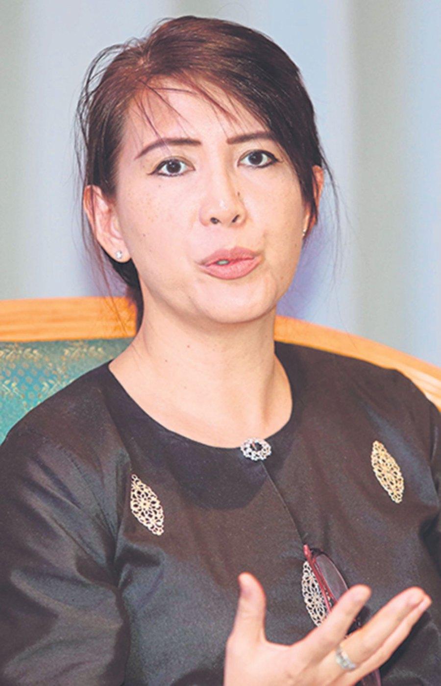 Dr Sharifah Aishah Osman.