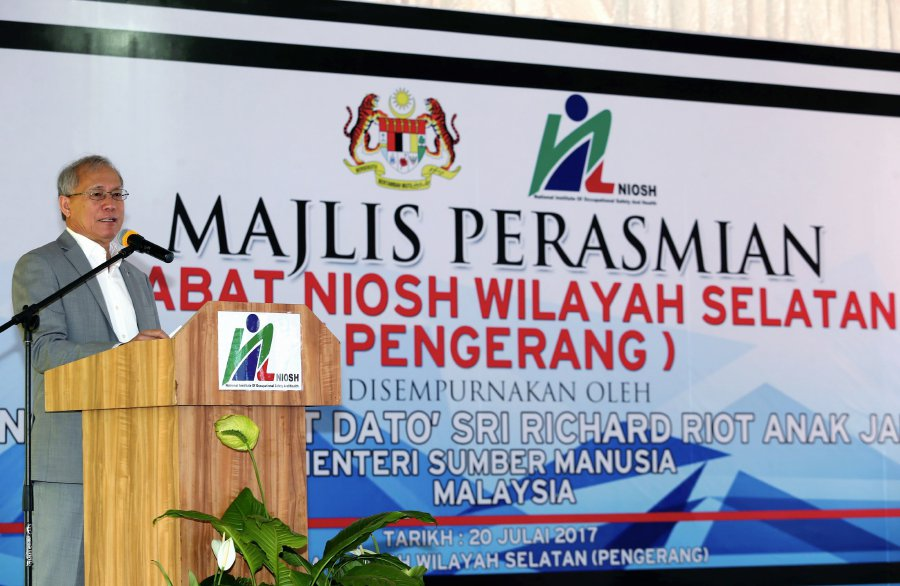 niosh-opens-southern-regional-office-in-pengerang