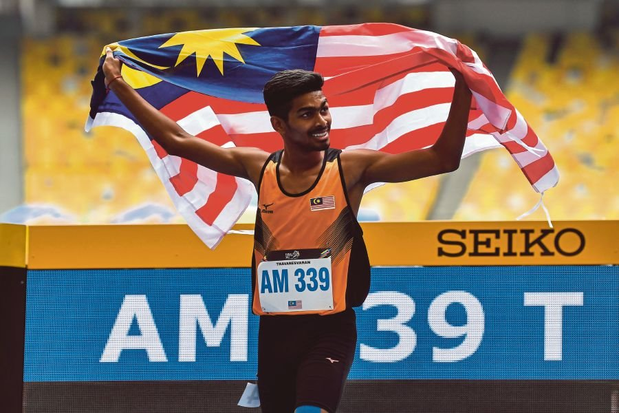 Medina wins gold medal in ASEAN Para Games