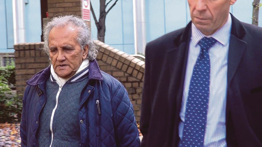 Aravindan Balakrishnan, known as 'Comrade Bala', subjected members of his cult to abuse behind closed doors, and was arrested in 2013.Courtesy Zaharah Othman