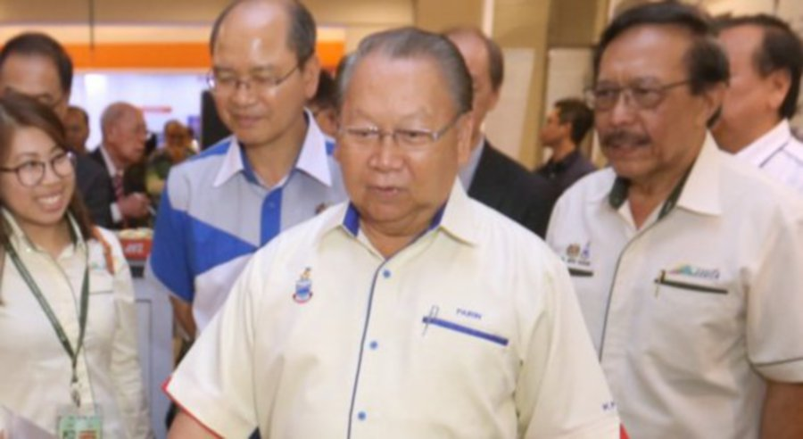 Sabah To Improve Train Service SOP, Says Pairin