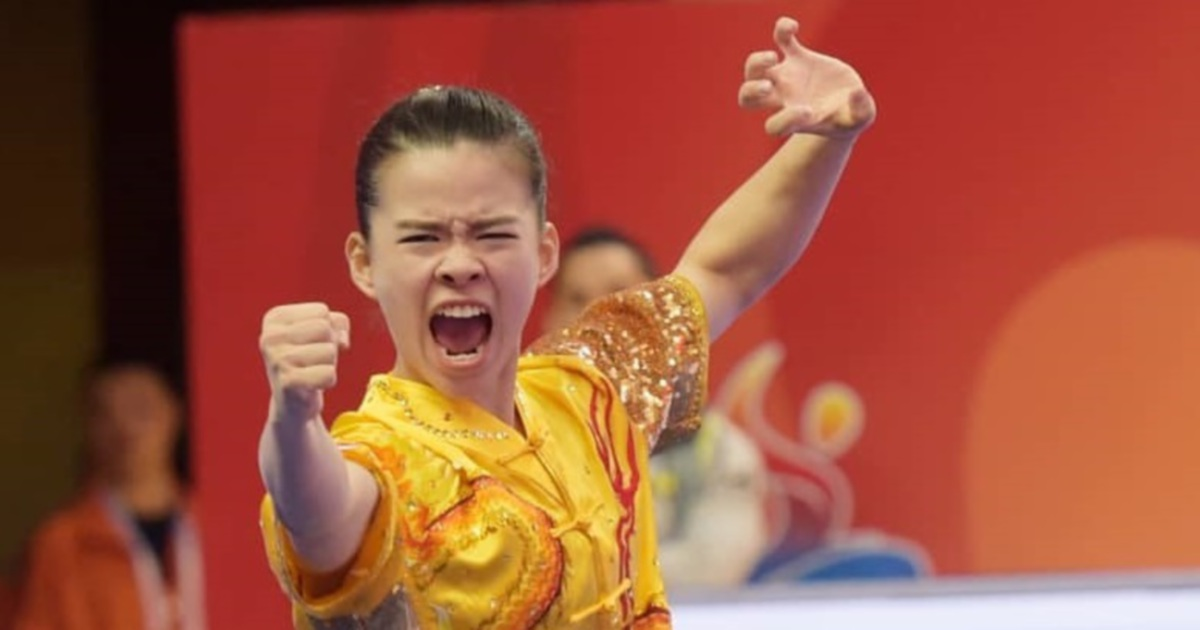 Cheong Min buries past demons with silver at Wushu World Championships