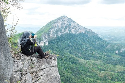 Baling Bling Gunung Baling Is A Jewel For Landscape