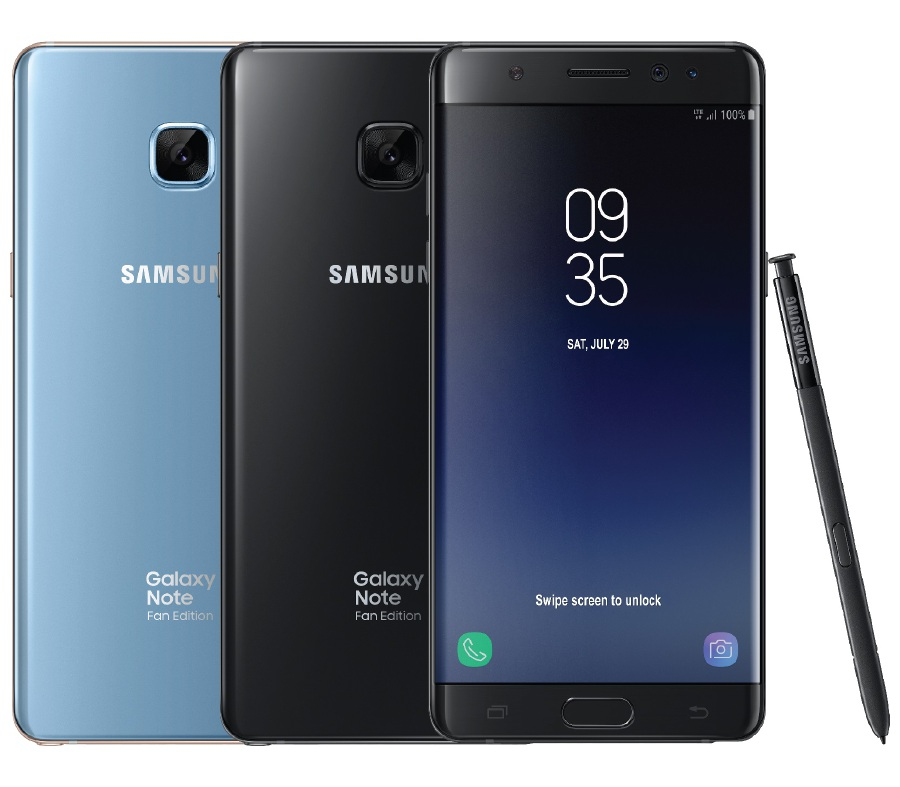 Refurbished Samsung Galaxy Note 7 To Be Released In Malaysia This Month