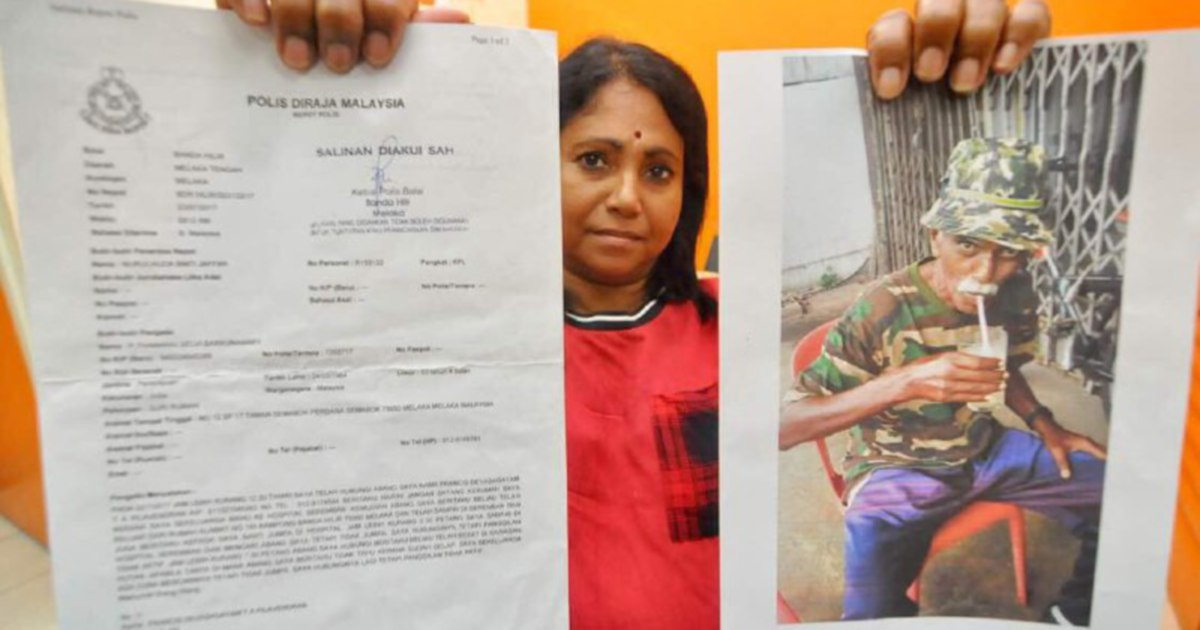 Housewife desperately seeking help to locate missing brother