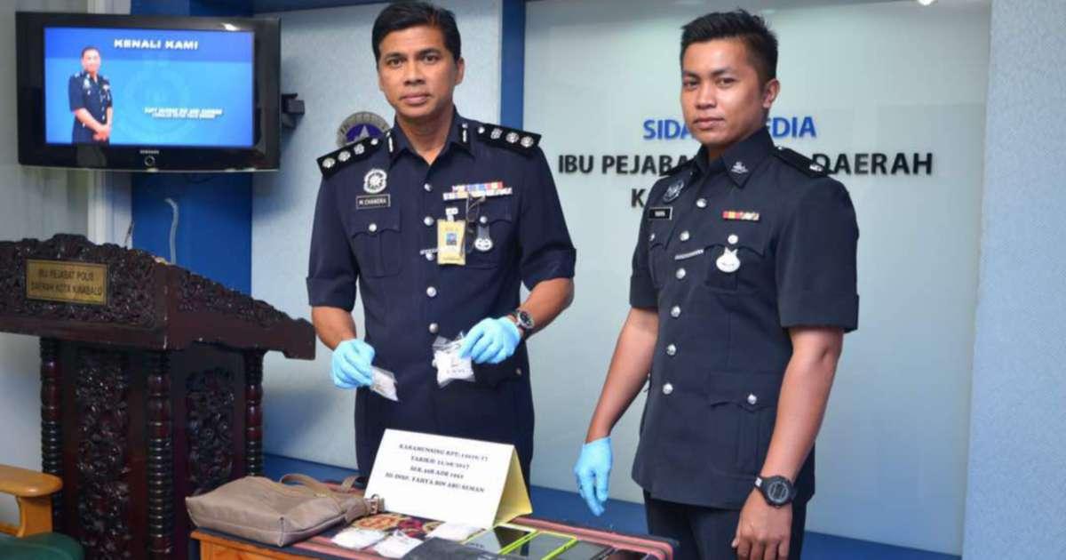 Suspected pusher, couple nabbed in drug buy-bust near KK