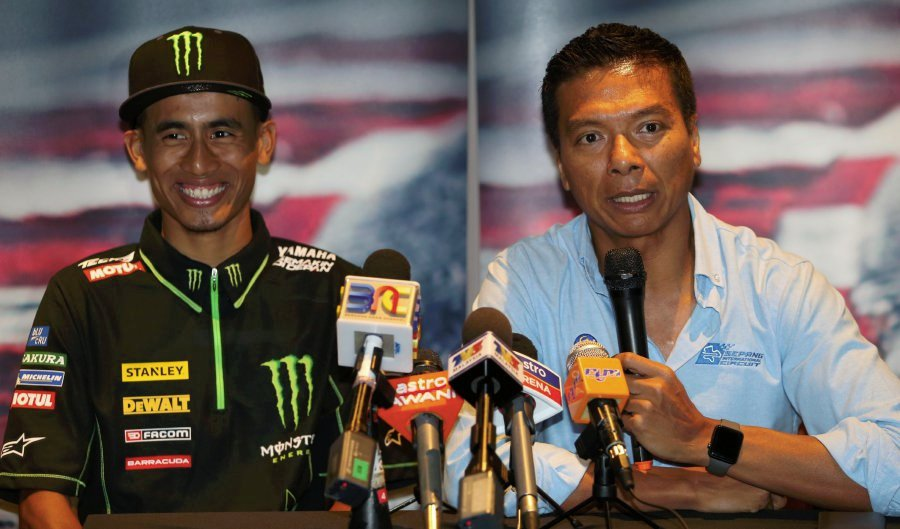 Malaysian Hafizh Syahrin confirmed for 2018 MotoGP