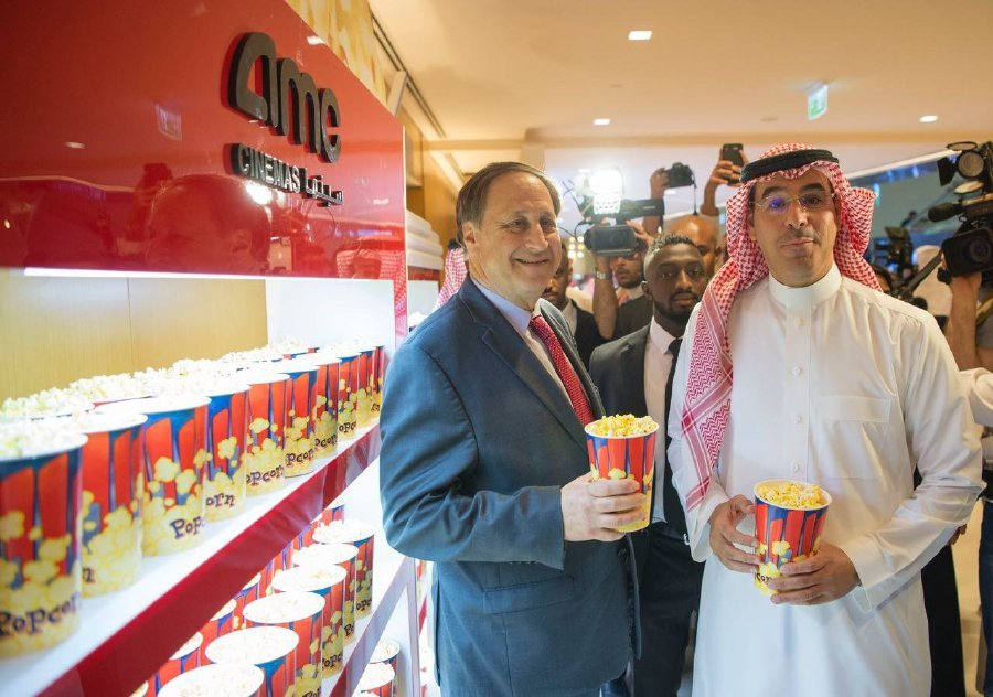Cinema makes return to Saudi Arabia | New Straits Times | Malaysia