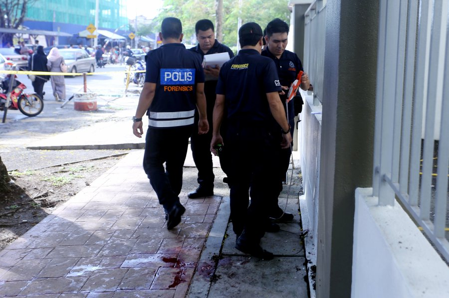 Malaysia finds motorcycle allegedly used in shooting of Palestinian scientist
