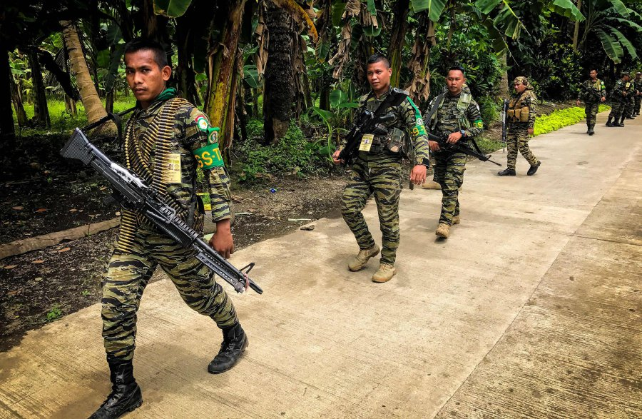 9 killed by suspected ASG in Basilan
