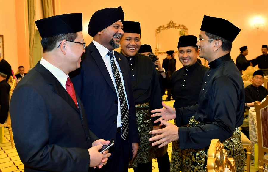 Anti Fake News Act Will Be Repealed Says Gobind New Straits Times