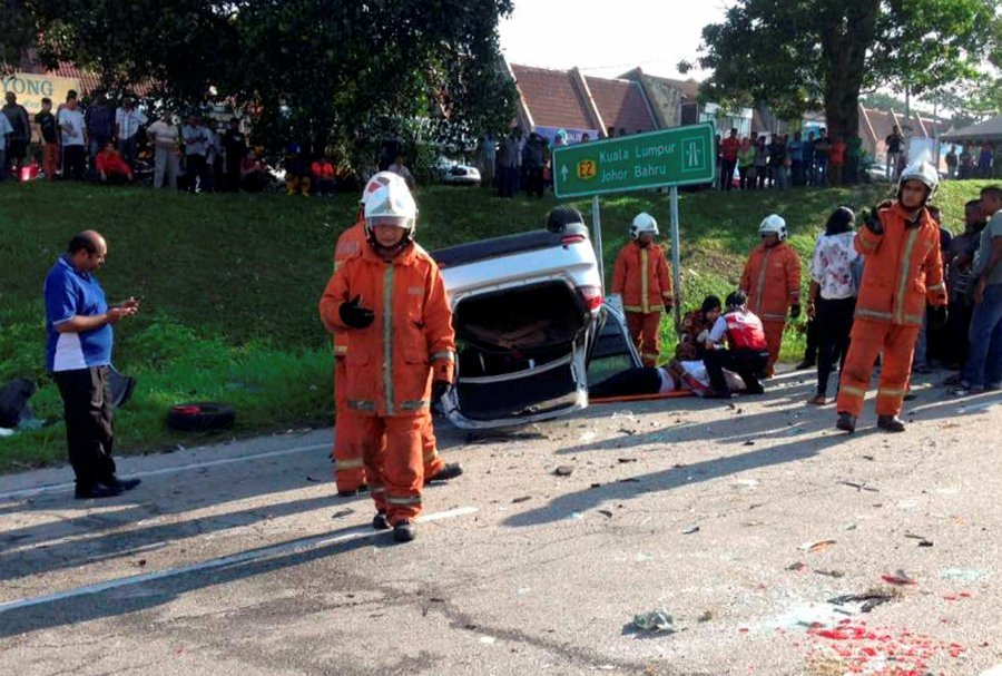 Nigerian student killed in accident | New Straits Times | Malaysia