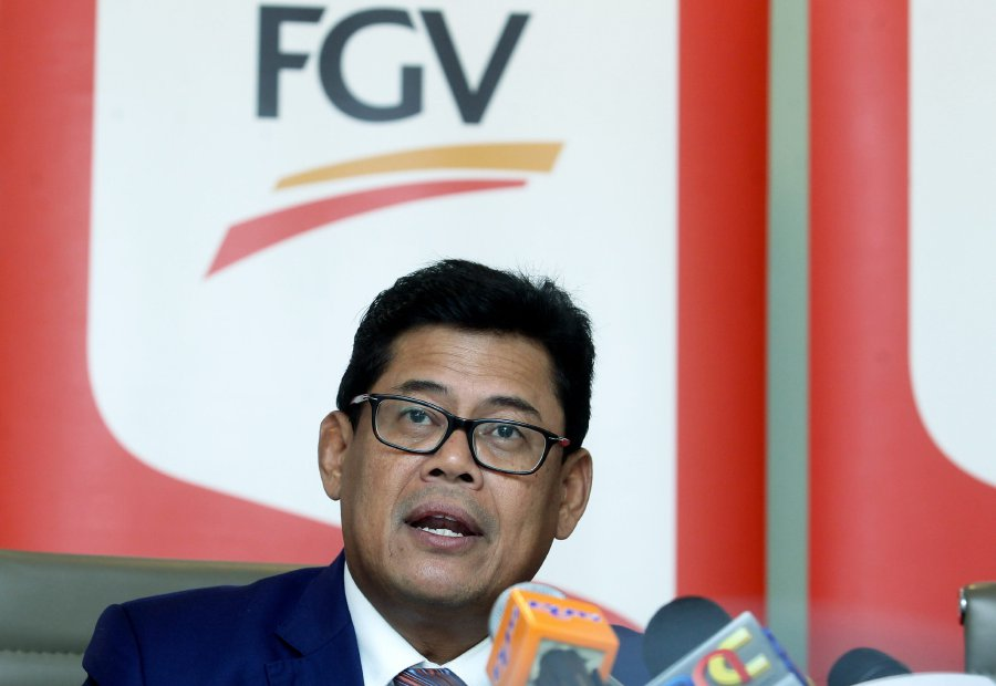 Plantation firm Felda Global Ventures reports $12.7m net profit in Q3