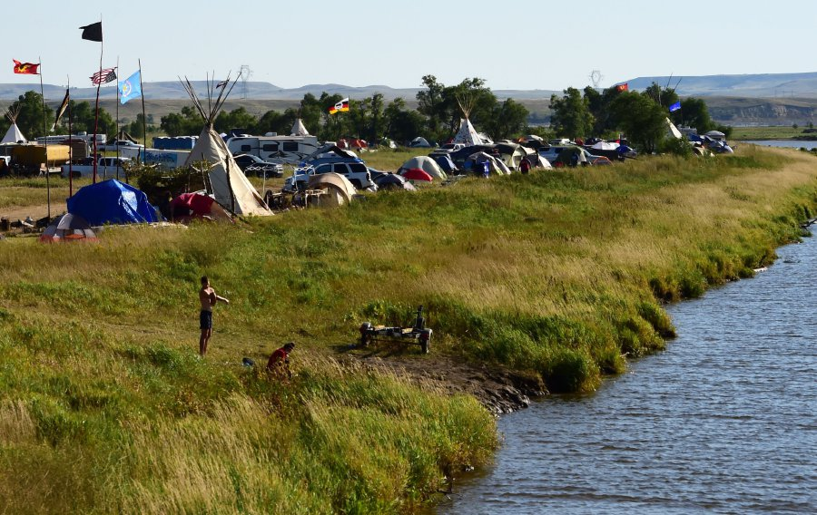Dakota Access developer sues 'rogue eco-terrorist groups'