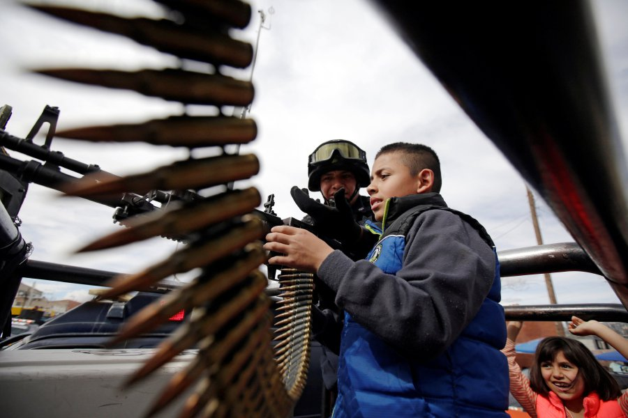 Mexico registers staggering 2,156 murders in January | New Straits
