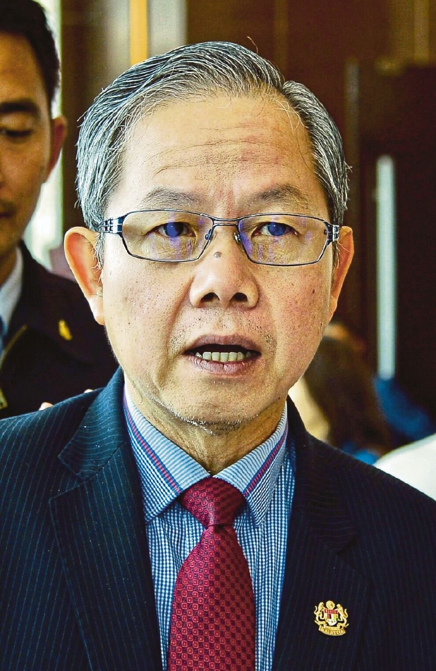 Dr Lee Boon Chye