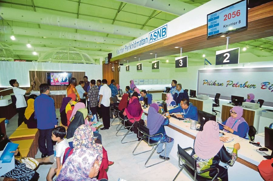 (File pix) The ruling on the permissibility of ASB/ASN investments coincides with the goals of 'syariah' to offer opportunities to Malaysian Muslims wanting to enhance their financial stability, increase quality of life and discover their potential, among others.