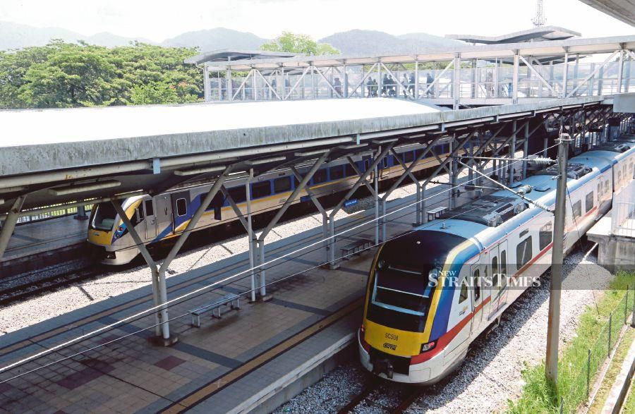 The National Transport Policy is set to chart a new direction for the rail industry, beside creatingmultiplier effects in local economies. NSTP/EIZAIRI SHAMSUDIN