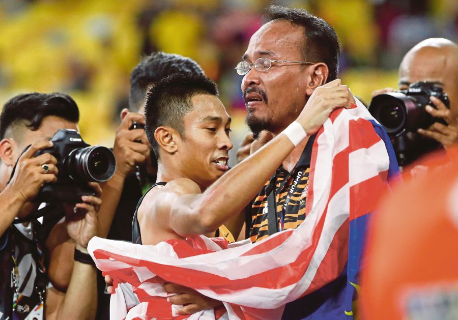 Melaka Congratulates Century Sprint Champ Khairul Hafiz; Considers Giving State Reward
