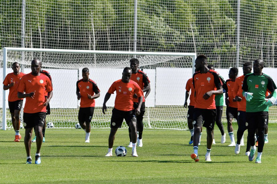 df7574cec Racist  tweet could inspire Senegal in World Cup showdown