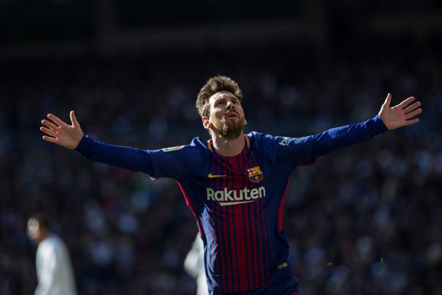 Messi Voted The Best 2017 World Footballer New Straits Times