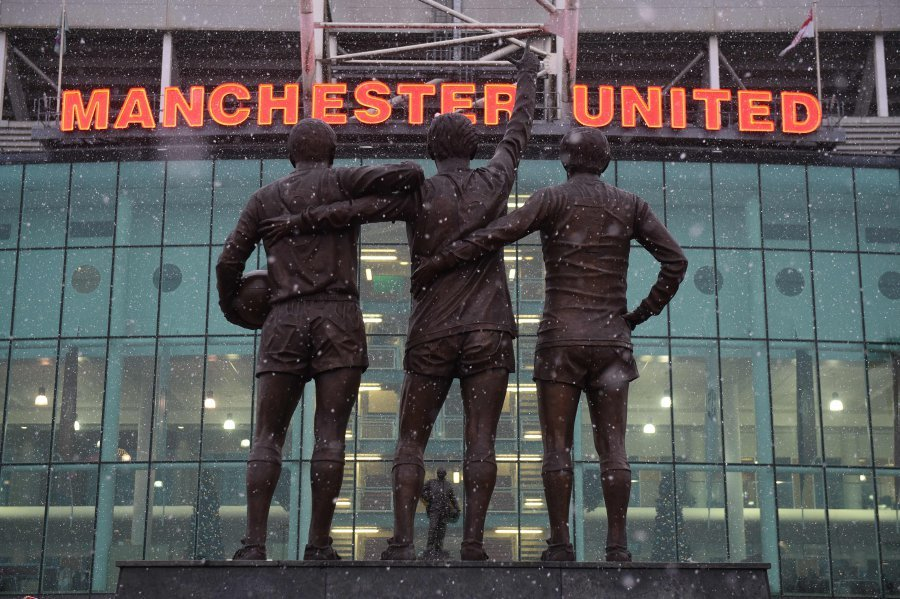 Manchester United tops list as the World's richest football club