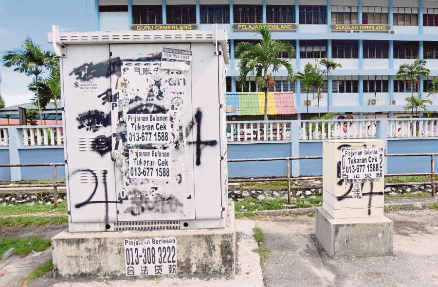 Ruckus Outside School: Klang Residents Say Gang Cmmotion Nothing New