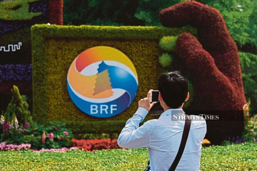 Malaysia could show the way on how to make BRI work.- AFP