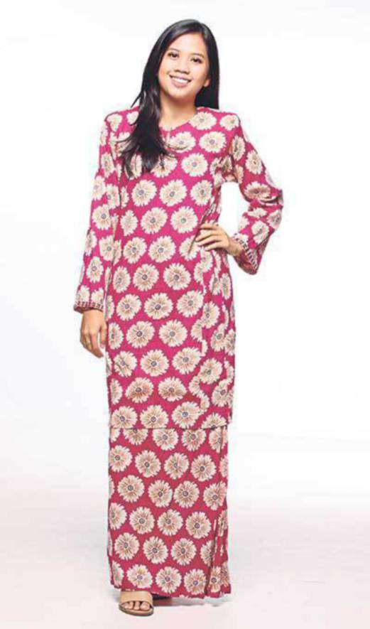 The baju kurung is still relevant in today s society. a63e2b9d20