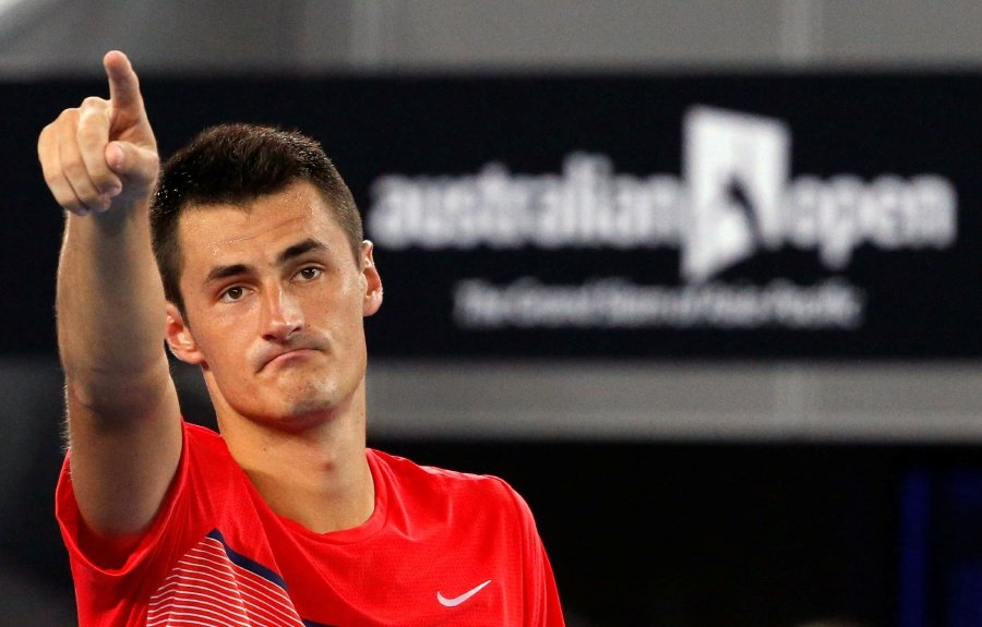 Tomic reveals he feels 'trapped' by tennis