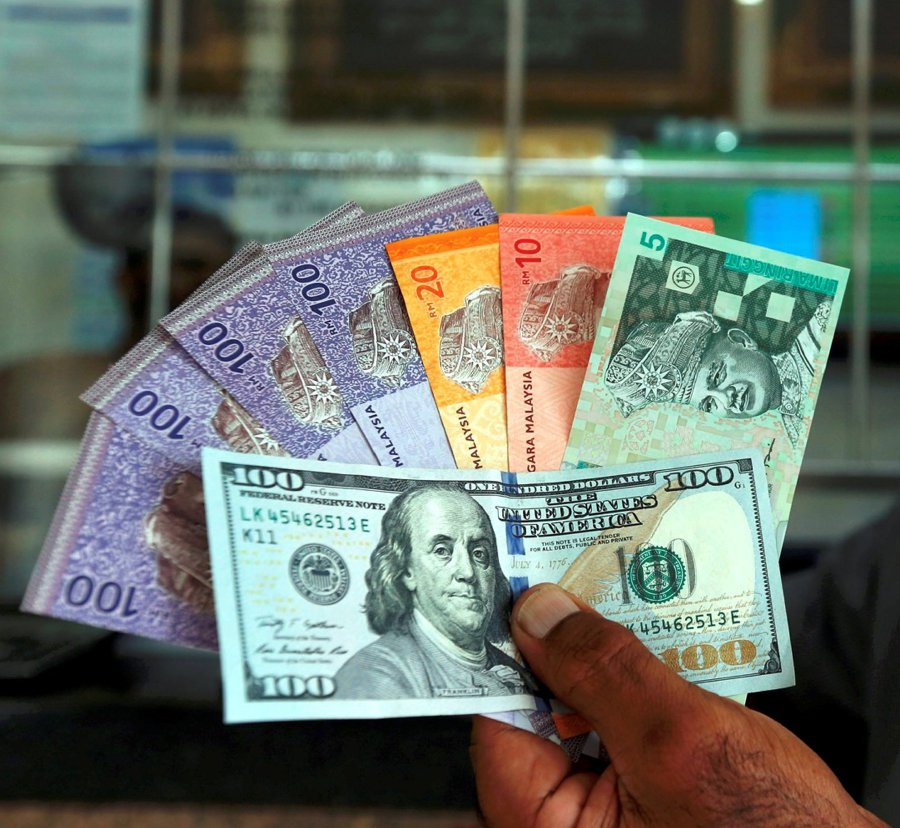 File Pix The Ringgit Further Strengthened To Open Higher Against Us Dollar On Wednesday And Back Of A Continued Weakness In Greenback