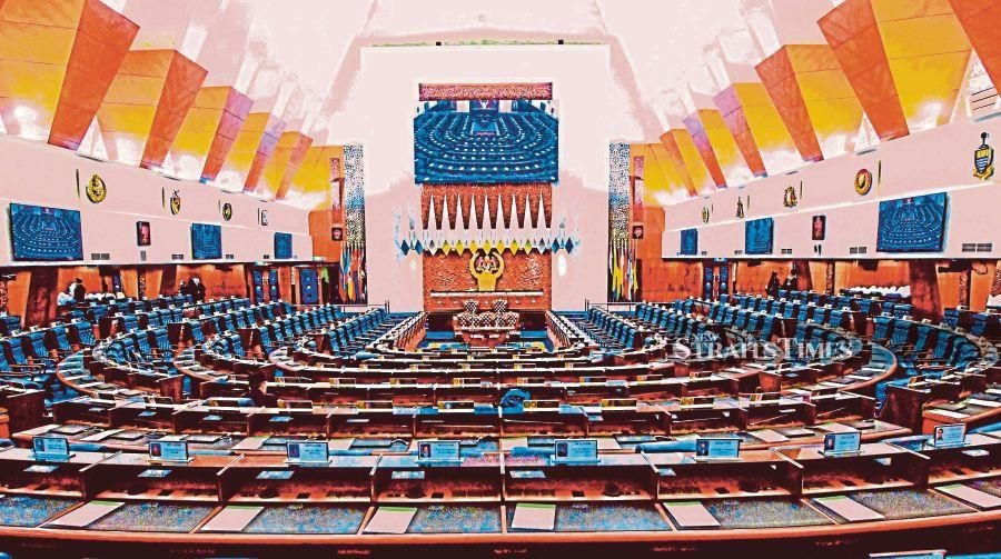 Proroguing Parliament is the act of terminating a parliamentary session to be replaced with its next session, without the dissolution of Parliament. - NSTP file pic