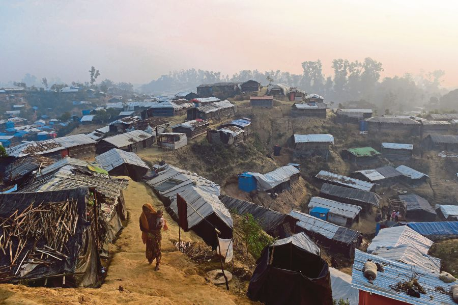 Myanmar to send Rohingyas to temporary shelters post repatriation