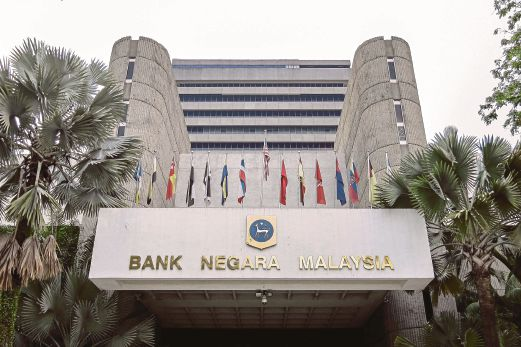 The last time Bank Negara changed its monetary policy stance was in July 2014, when it increased the rate by 25 basis points to 3.25 per cent. Bernama pic