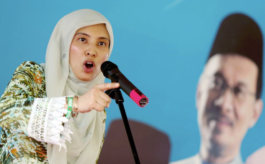 Nurul Izzah To Contest In Permatang Pauh, Seven Incumbents Dropped