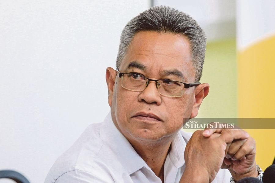 Malaysian Public Health Physicians Association president Datuk Dr Zainal Ariffin Omar