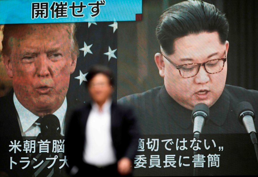 'North Korea Open To US Talks 'Any Time' Despite Trump Axing Summit'