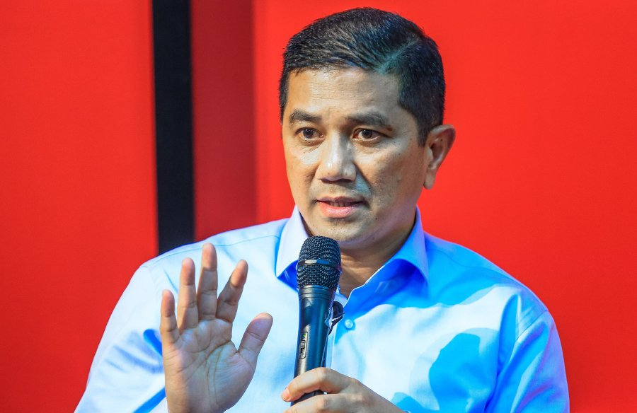Azmin To Take Legal Action Against Utusan Malaysia For Falsely Claiming He Has Approved Beer Fest