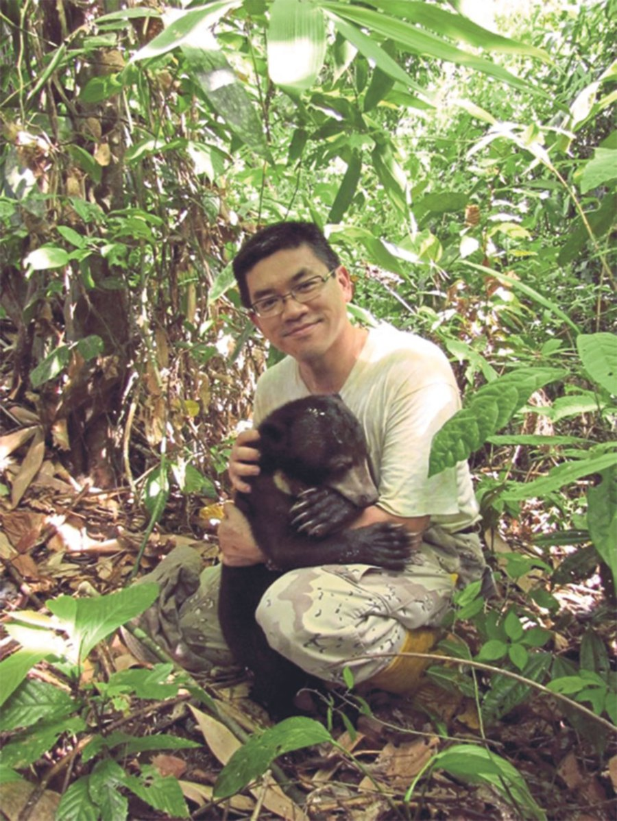 A local conservation champion lends hope that anyone can make a difference to change the world for the better.