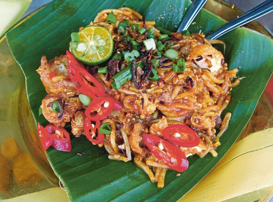 Top 10 Mee Goreng Mamak in Penang   New Straits Times   Malaysia General Business Sports and