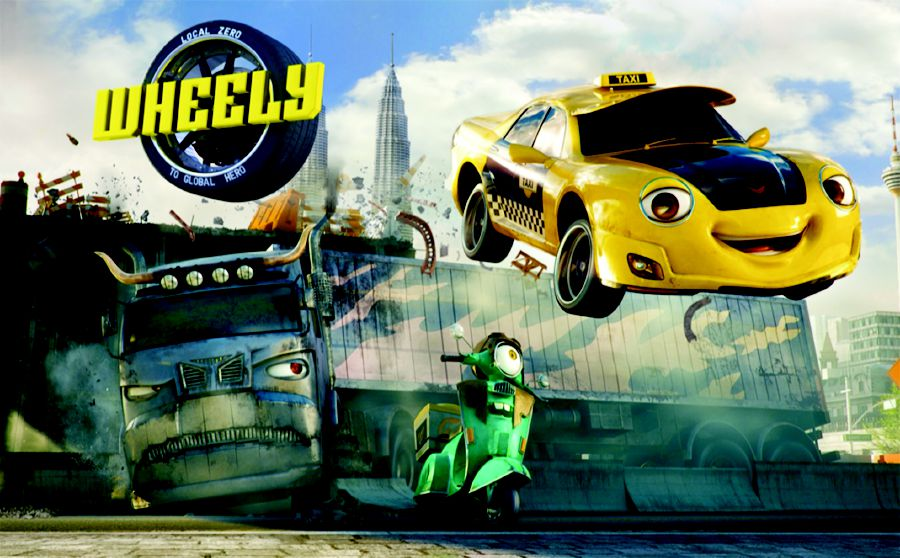 KRUs Wheely coming in 2018  New Straits Times  Malaysia