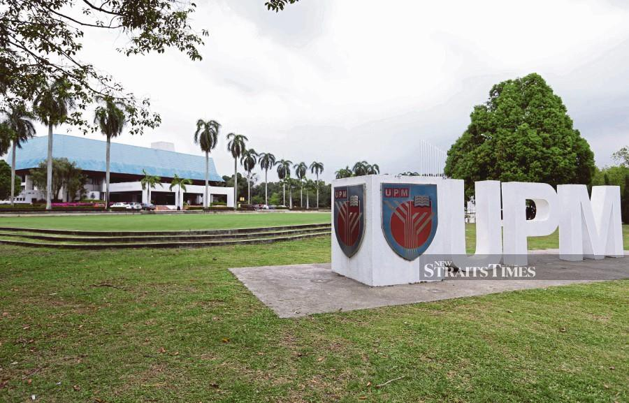 Collaborations, engagements boost UPM rankings | New Straits