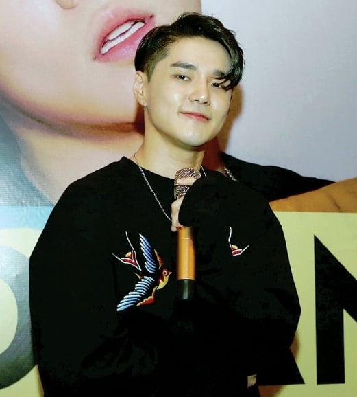 South Korean R&B artiste Dean is set to steal the K-pop